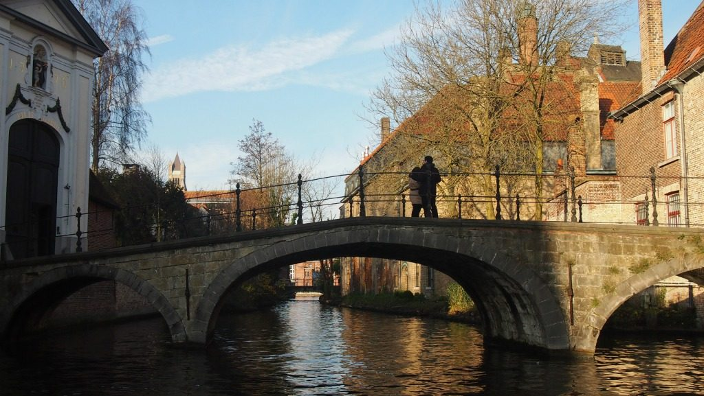 Brugge Kanalları