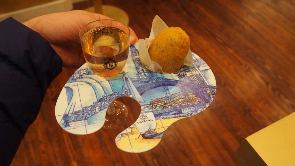 Pastel de Bacalhau