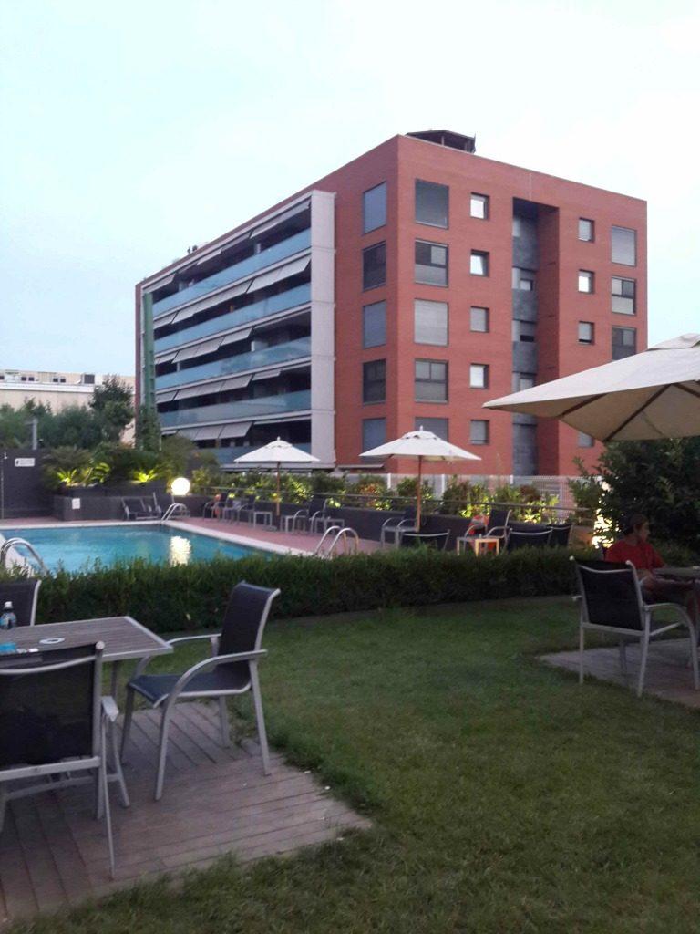 Nh Cornella Hotel