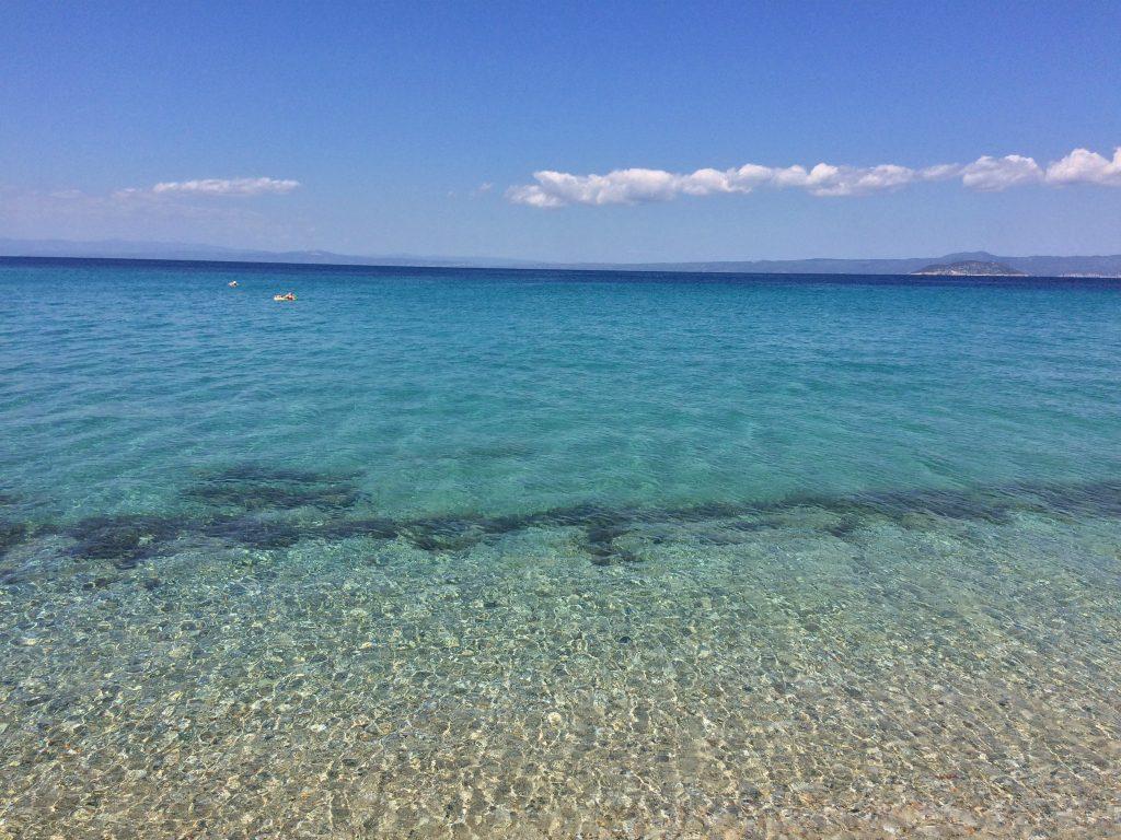 Gördüğümüz en berrak deniz